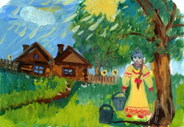 Картинки для 7 лет рисунки